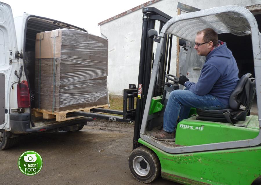 Doprava PB boxs