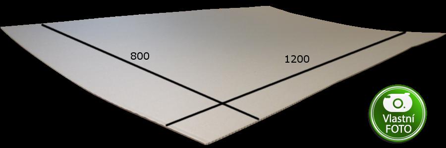 Proložka 1200x800 mm