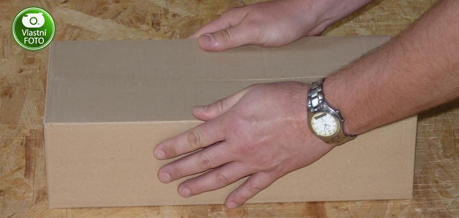 Složení krabice