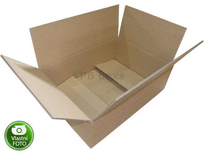 Klopová krabice 520x350x150 mm