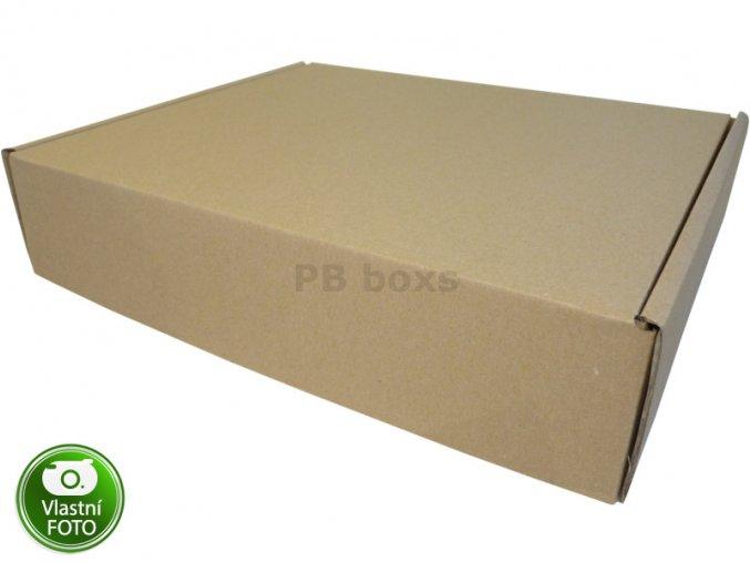 Výseková krabice 310x260x70 mm