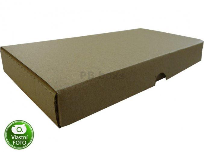 Výseková krabice 210x110x25 mm