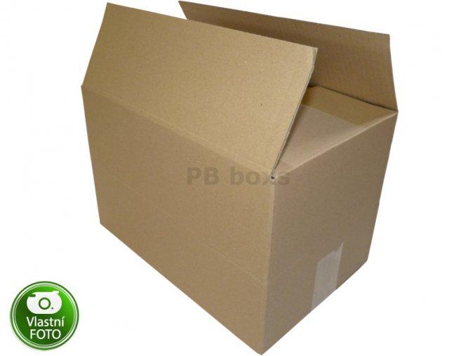Výškově nastavitelná klopová krabice 295x195x190 mm