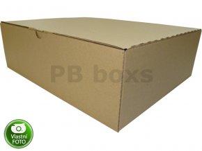 Výseková krabice 375x295x115 mm