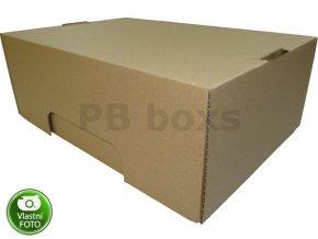 Krabice s víkem 310x220x120 mm