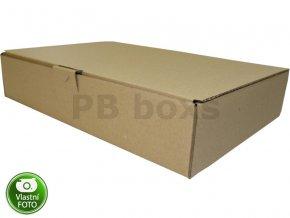 Výseková krabice 300x215x60 mm