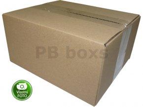 Klopová krabice 190x160x90 mm