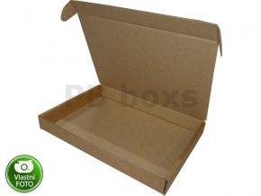 Výseková krabice 195x135x20 mm