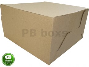 Výseková krabice 170x170x90 mm