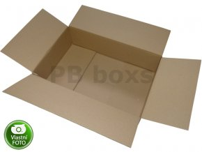 Kartonová krabice 470x300x120 mm