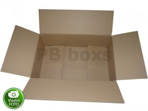 Klopová krabice 730x460x215 mm