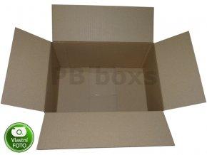 Klopová krabice 350x245x185 mm
