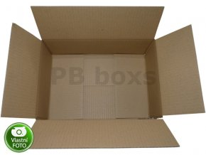 Klopová krabice 300x200x100 mm