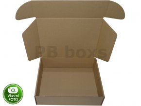 Výseková krabice 350x280x100 mm