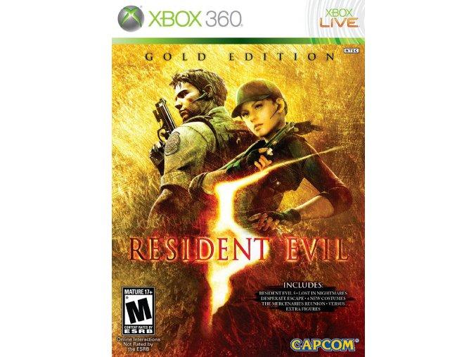 Resident Evil 5 (Gold)