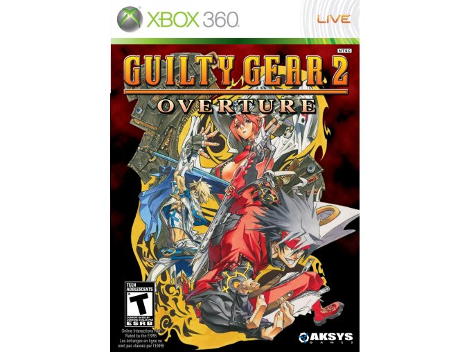 Overture Guilty Gear 2
