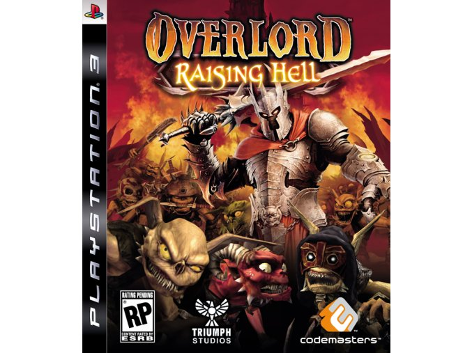 Overlord Rising Hell