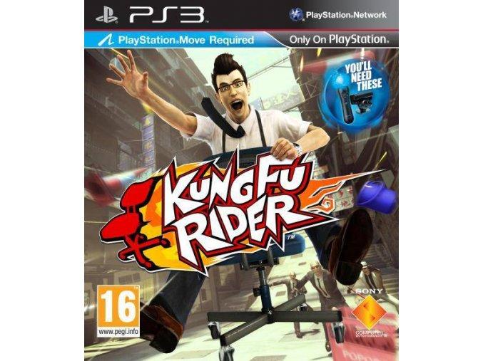 Kung Fu Riders