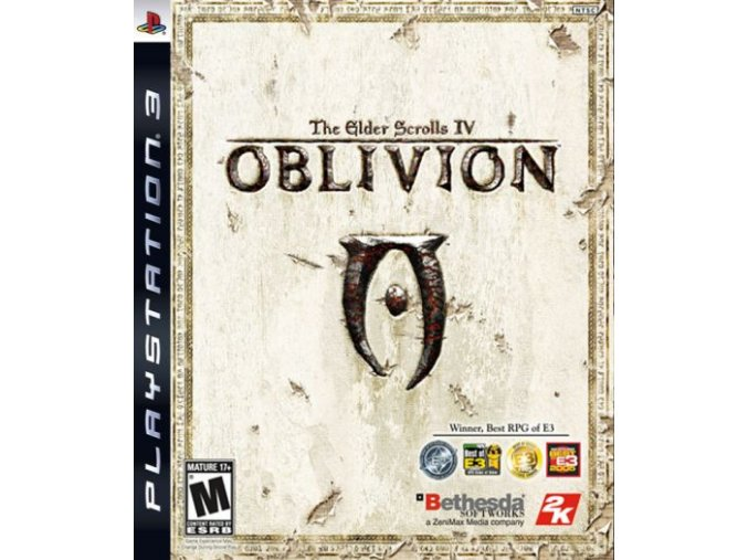 The Elder Scrolls 4: Oblivion