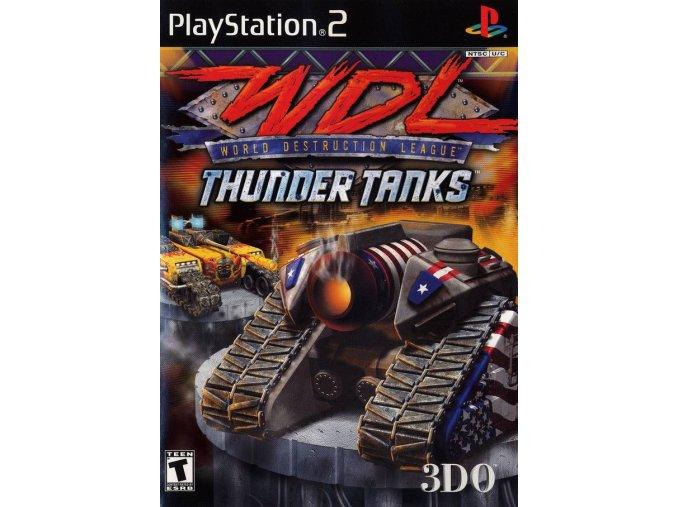 World Destruction League: Thunder Tanks