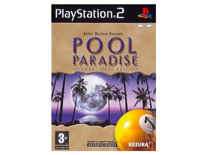 Pool Paradise International Edition