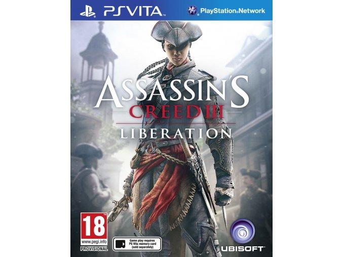 Assassins Creed: Liberation