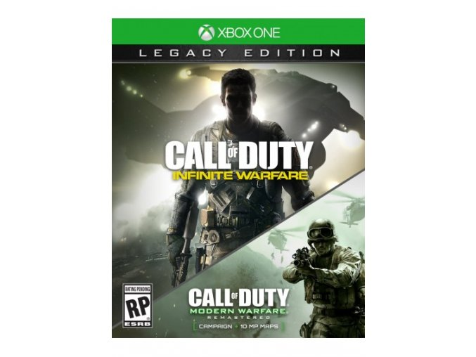 Call of Duty: Infinite Warfare (Legacy Edition) -  4.11.2016