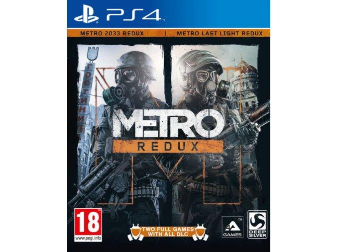 Metro Redux PS4