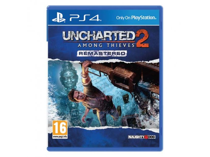 uncharted 2 among thieves remastered ps4 360515