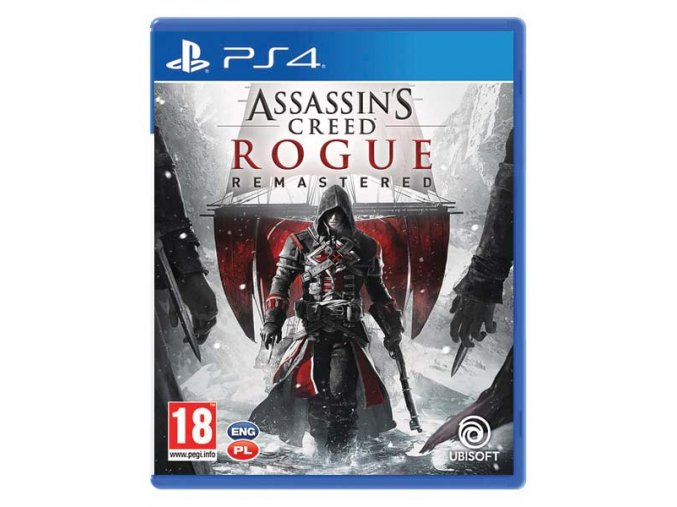 assassin s creed rogue remastered ps4 380661