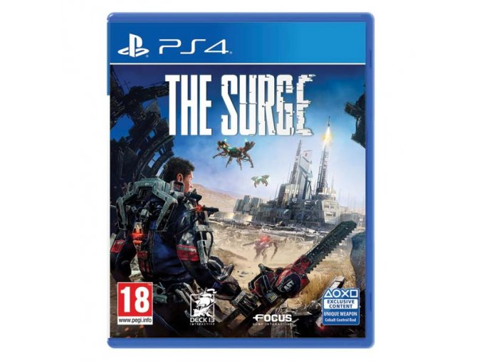 the surge ps4 364983