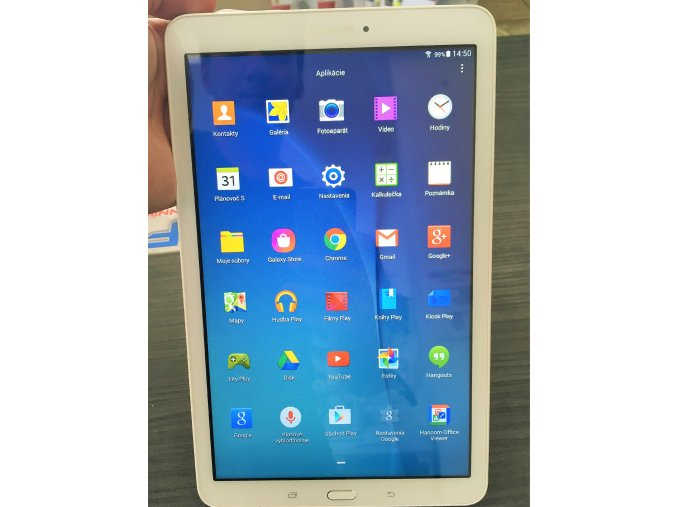 "Samsung Galaxy Tab E  8GB 9.6"" RAM1,5GB SM-T560"
