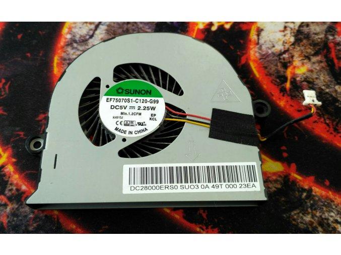 Chladič ef75070s1-c120-g99
