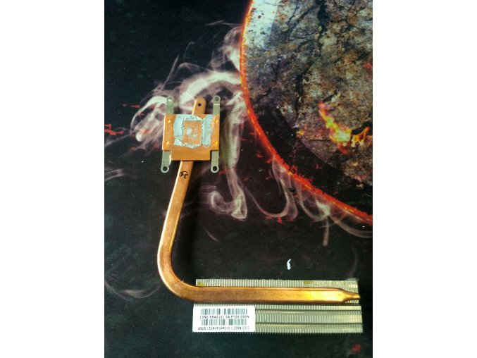 Chladenie Asus x5DAB 13N0-era0101 OA PT0X 099N
