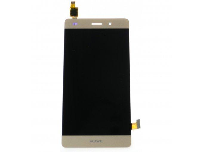 Huawei P8 Lite ALE L21 LCD displej dotykova plocha zlata OEM