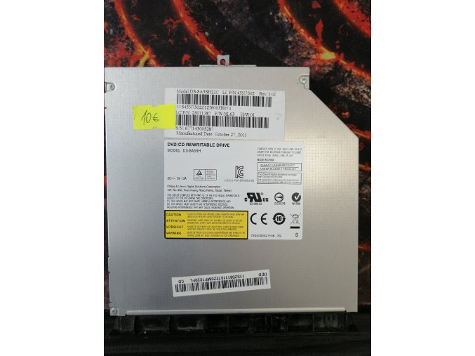 DVD-CD DS-8A5SH22C