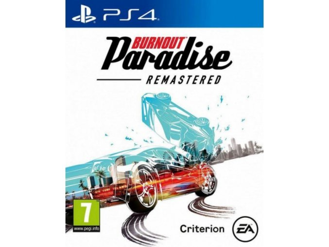 ps4 burnout paradise remastered nova