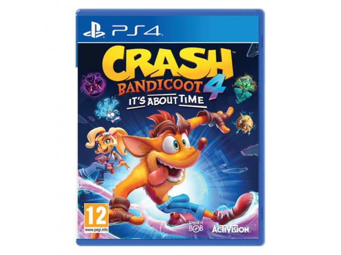 crash bandicoot 4 it s about time ps4 409387