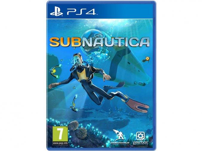 15371 ps4 subnautica