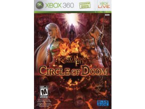 Kingdom under fire- Circle of doom