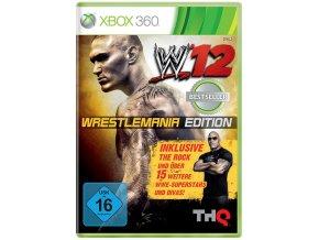 WWE 12 (WrestleMania Edition)