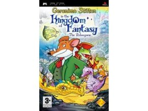 Geronimo Stilton in the Kingdom of Fantasy