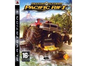 Motorstorm 2 Pacific Rift