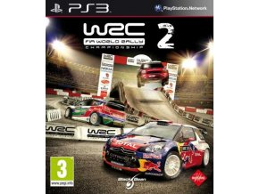WRC 2 PS3