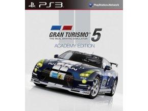 Gran Turismo 5 (Academy Edition)