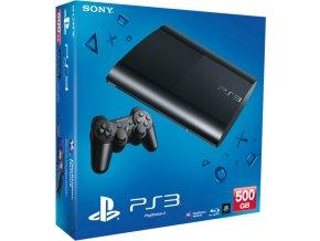 Playstation 3 500GB Slim