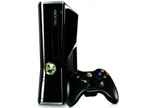 MICROSOFT XBOX 360 500GB + Kinect + 4 Hry