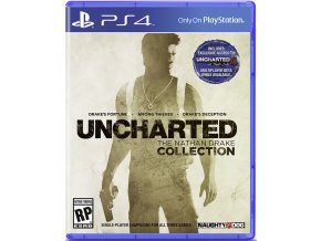 Uncharted (The Nathan Drake Collection)