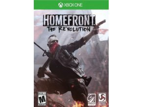 Homefront The Revolution x1