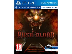 Rush of Blood Cover